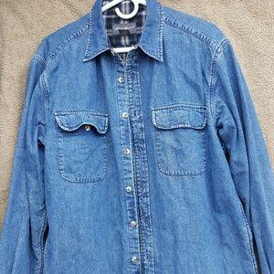 Eddie Bauer lined jacket